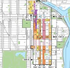 New York City Map Pdf Initial East Harlem Rezoning Plan Promises 30 Story Towers And