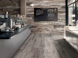 Floor Tile by Weathered Wood Tile Barrique