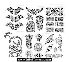 30 hawaiian pattern tattoos