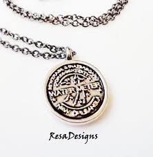 new orleans water meter necklace new orleans water meter necklace by resadesigns on etsy 30 00