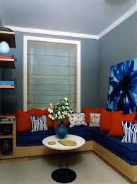 Office Design Ideas For Small Spaces Five Small Room Rules To Break Diy