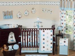 Jojo Crib Bedding Sweet Jojo Designs Bedding Sets Contemporary Blue And Brown