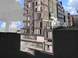 House Plans For Mansions Inside London U0027s Mega Basements Business Insider