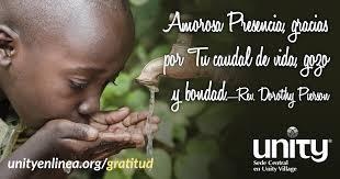 imagenes que digan gracias por conocerte 30 días de gratitud unity enlinea