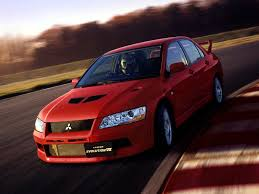 the evo vii that arrived in feb 2001 switched to the new