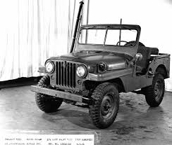 willys quad the jeep brand vehicles your grandparents used to drive the