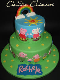peppa pig cake cakes and cake decorating pinterest cake
