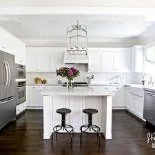 kitchen attractive u shaped kitchen layouts with island white