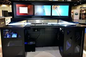 gaming desk designs desk l shaped gaming computer desk l shaped gaming desk uk best l
