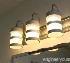 Smart Ideas For Bathroom Light Fixtures Home Furniture Ideas Bathroom Light Fixtures