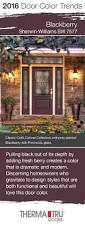 35 best 2016 front door color trends images on pinterest front