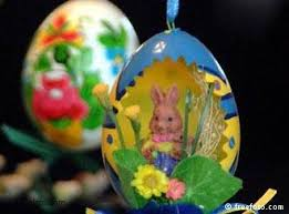 german easter egg tree german easter traditions dw travel dw 17 03 2005