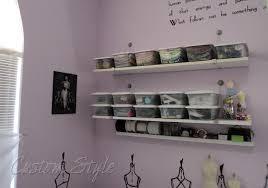 sewing room ideas custom style