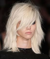 lob hair with side fringe 28 fabulous lob hairstyles you ll want to copy now lob