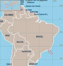 de janeiro on the world map map world major tourist attractions maps