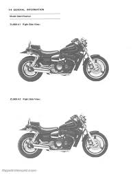 1985 1988 kawasaki zl900 zl1000 eliminator service manual