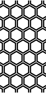 25 trending hexagon pattern ideas on pinterest geometry pattern