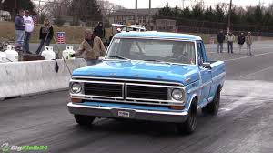 Ford Vintage Truck - this old ford pickup is quicker than it looks youtube