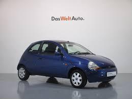 ford ka 1 3 azul con 98520km del 2008 en cádiz