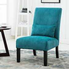 White Leather Accent Chair Chairs Teal Accent Chair Furniture Wildon Home Slipper With