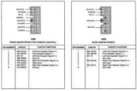 ford fiesta mk6 radio wiring diagram wiring diagram