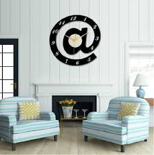 Decorative Wall Clocks For Living Room Best 25 Wall Clock Decor Ideas On Pinterest Large Clock Large