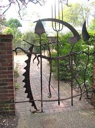 how to build a garden gate and arch the garden inspirations