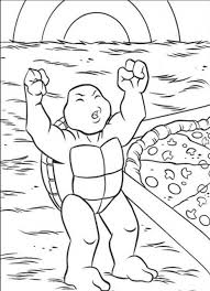 free ninja turtle coloring pages coloring