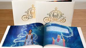 new personalized storybook available at the disney photopass