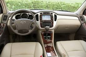 2008 toyota highlander reliability 2004 toyota highlander overview cars com