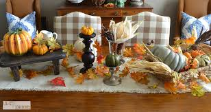 creating a pottery barn inspired fall tablescape lilacs and