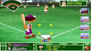 Download Backyard Football Backyard Baseball Symbian Game Backyard Baseball Sis Download