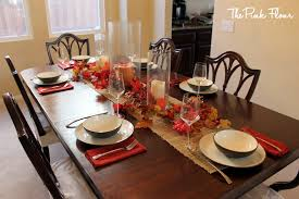 Dining Room Decorating Ideas supple room fall room table decorating ideas img fall room table