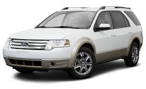 Ford Taurus Width Amazon Com 2008 Ford Taurus X Reviews Images And Specs Vehicles