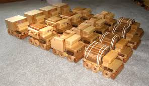 Free Woodworking Plans Wooden Toys by Dave Szczepanek Can Confidently Add Master Toymaker To His Credentials