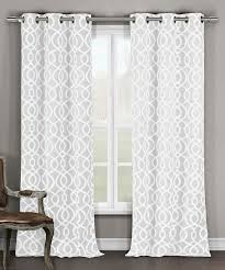 Blackout Curtain Panels With Grommets Stunning Design White Blackout Curtains Grommet White Blackout