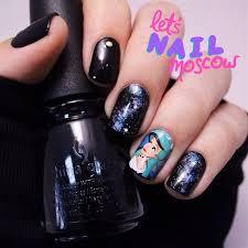 little mermaid nails nail art gallery
