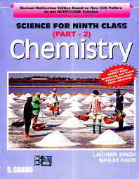 chemistry science for class 9 part 2 01 edition buy
