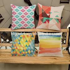 fabric painting designs custom cushion cover view cushion cover