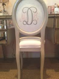 monogrammed dining room chairs with slipcovers white chair covers