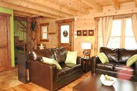 Log Cabin Bedroom Ideas Interiors And Design Small Cabin Decor Idea Log Cabin Decorating