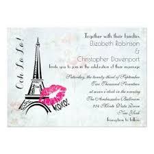 eiffel tower wedding invitations shop eiffel tower invitations on wanelo