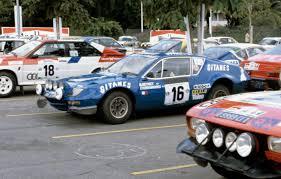 renault alpine a310 rally alpine a 310 1981 gr 4 bruno lacroix