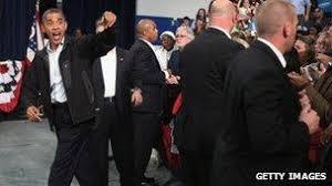 President Obama Resume Profile Barack Obama Bbc News