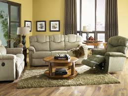 Lazy Boy Reclining Sofa La Z Boy Lancer Reclining Living Room Group The Furniture Store