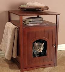 litter box side table litter box end table cat litter box end table cat litter box side