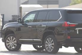 lexus lx 570 cool box official blog mezcal security vehicles msv u0027s armored lexus lx 570