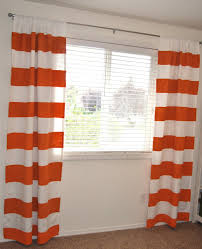 Modern Pattern Curtains Stunning Orange Patterned Curtains And Patterned Best Silver And
