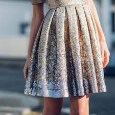 the gold jacquard sequin dress matthew williamson