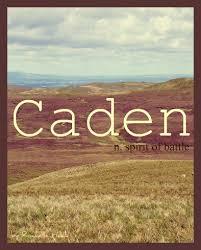 baby boy or name caden or cayden meaning spirit of battle